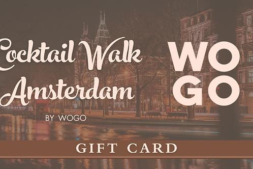 Gift Card Cocktail Walk
