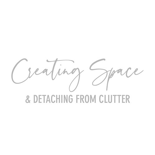 WORKSHOP: Creating Space & Detaching from Clutter
