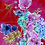 Thumbnail: Beth's Garden 100% Wool Twill Crimson Scarf