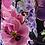 Thumbnail: Beth's Garden 100% Wool Twill Sapphire Scarf