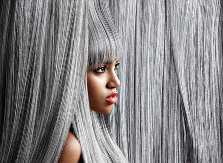 Attention Job Seekers:  Gray Hair is Just Gray Hair
