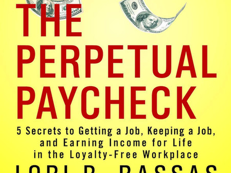 Wondering why I wrote The Perpetual Paycheck?