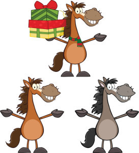 Holiday Gift Horse copy