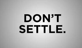 See What Lori Says About the Hiring Process: Don't Settle!