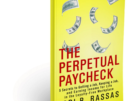 My new book, The Perpetual Paycheck, is now available!
