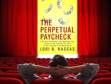 """The Perpetual Paycheck"" coming very soon…."