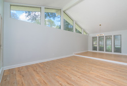 Dining Room & Second Living Space