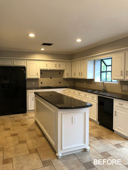 BEFORE - Creekside Kitchen