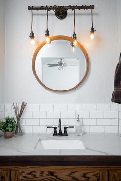 Handmade Light Fixture