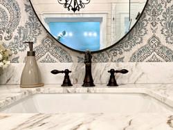 Sink & Faucet