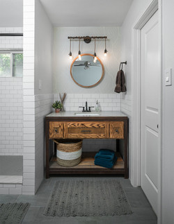 Primary Bath Custom Vanity
