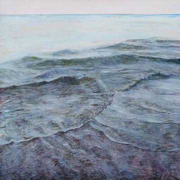 Lavender Wave Cherry Beach