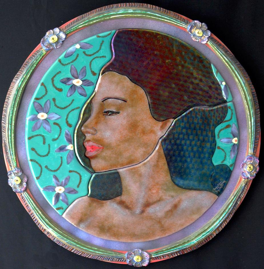 Figure in Profile