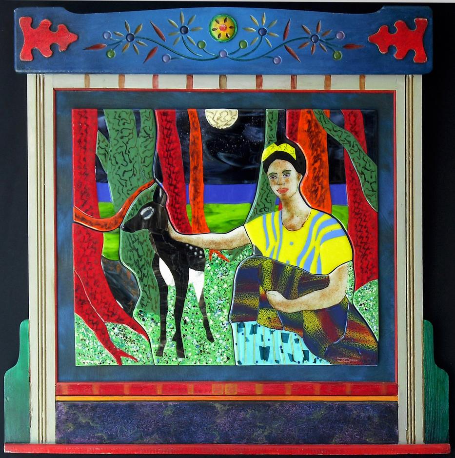 Frida and the Faun