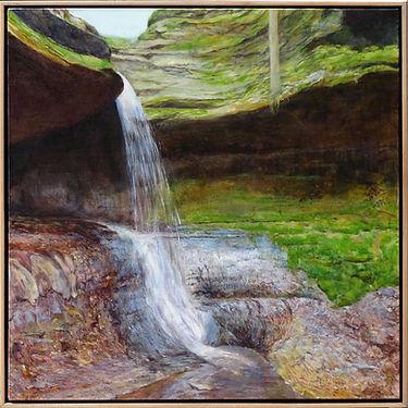 Oil Painting GreenWaterfall.jpg