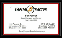 Captial Tractor
