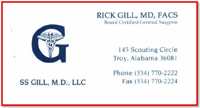Rick Gill MD