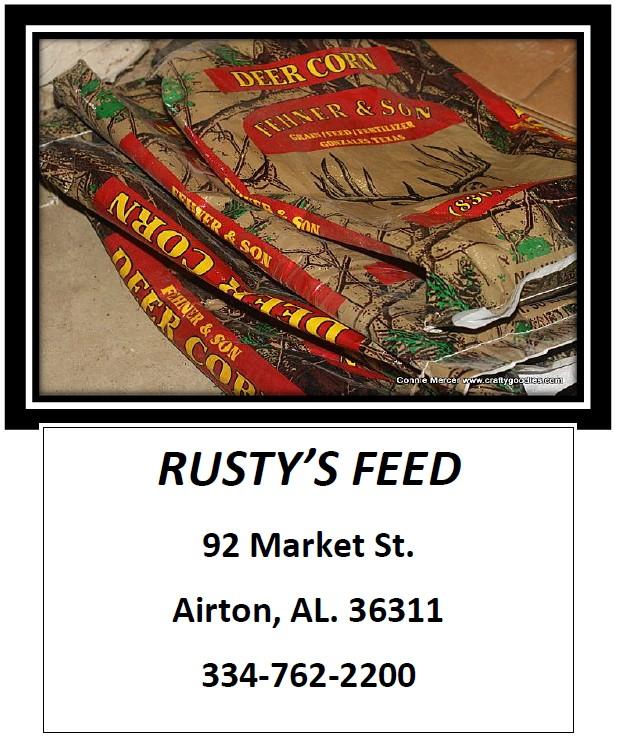 Rusty's Feed