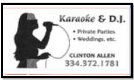 Clint's Karaoke & D.J.
