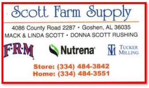 Scott Farm Supply