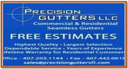 Precision Gutters, LLC