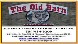The Old Barn Restaurant