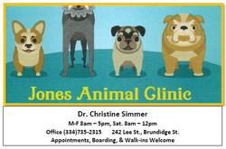 Jones Animal Clinic
