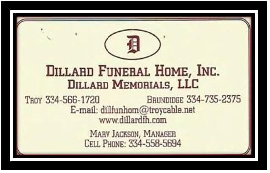 Dillard Funeral Home