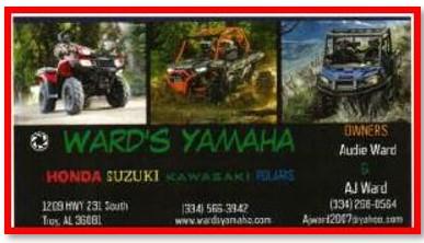 Ward's Yamaha