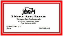 3 Notch Auto Repair