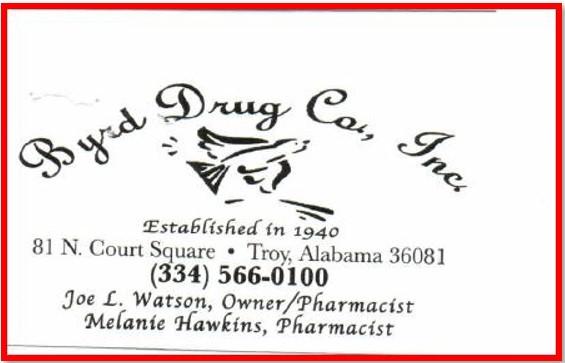 Byrd Drug