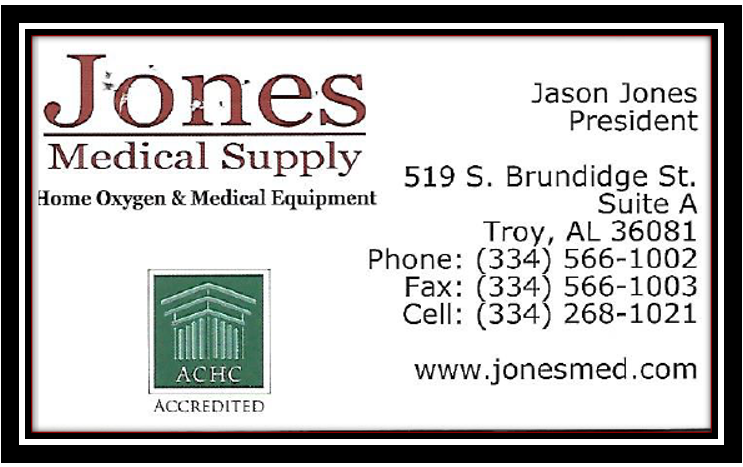 Jones Medical Supply