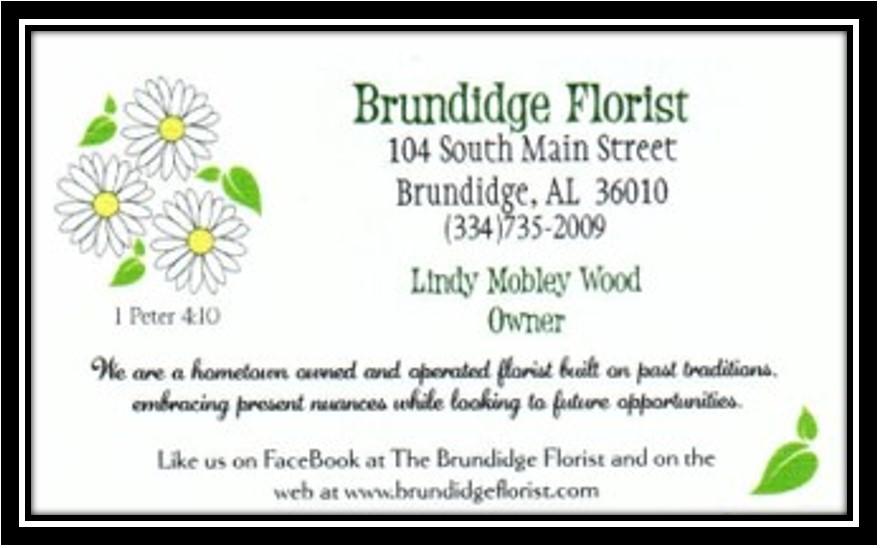 Brundidge Florist