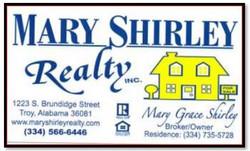 Mary Shirley Reality
