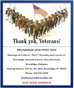 VFW Post 7055