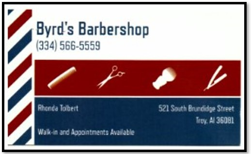 Byrd's Barbershop