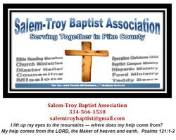 Salem-Troy Baptist Assoc.