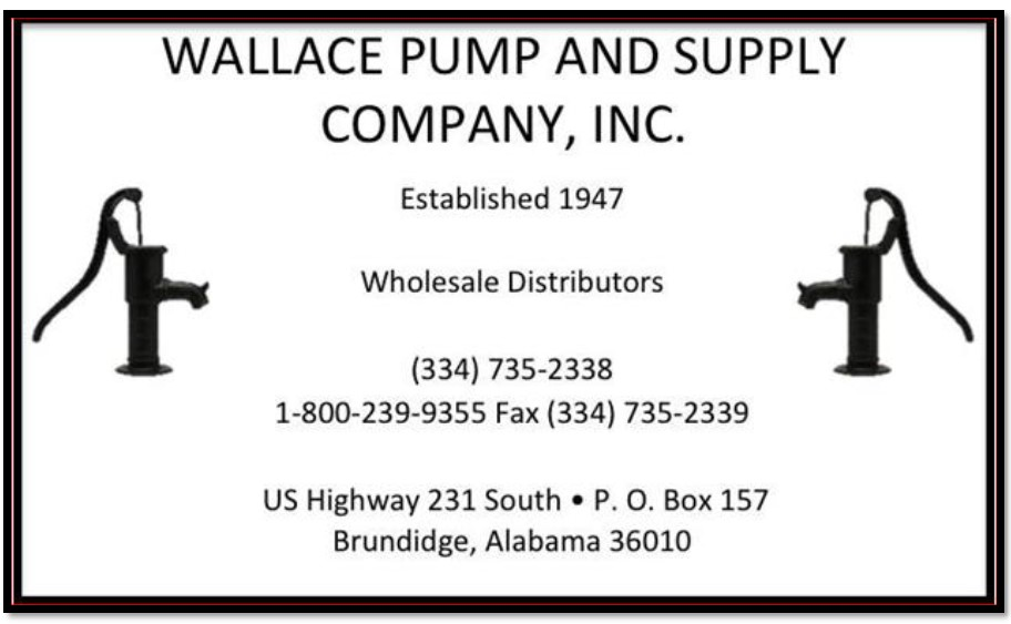 Wallace Pump and Supply