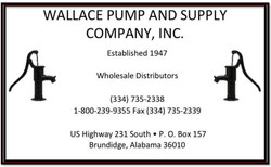 Wallace Pump and Supply