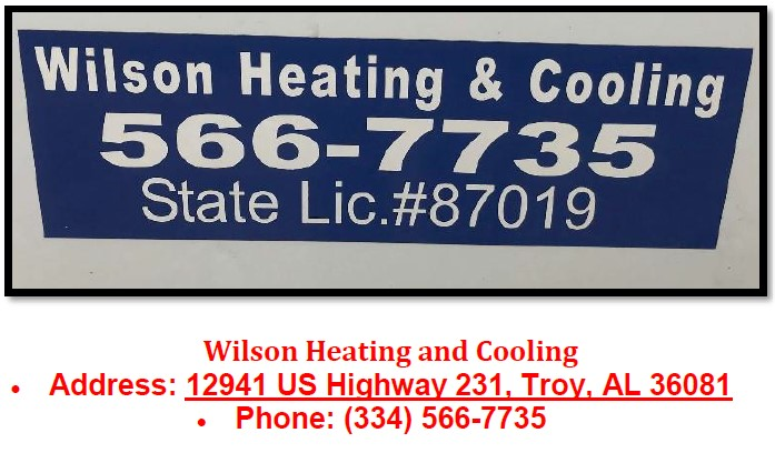 Wilson Heating and Cooling