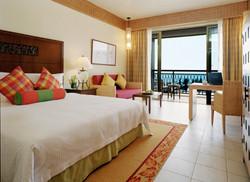 Marriott Sanya Deluxe OceanView Room