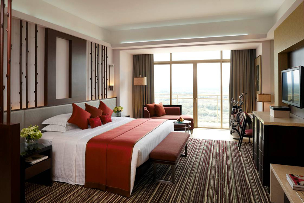 Mission Hills Haikou Deluxe-room