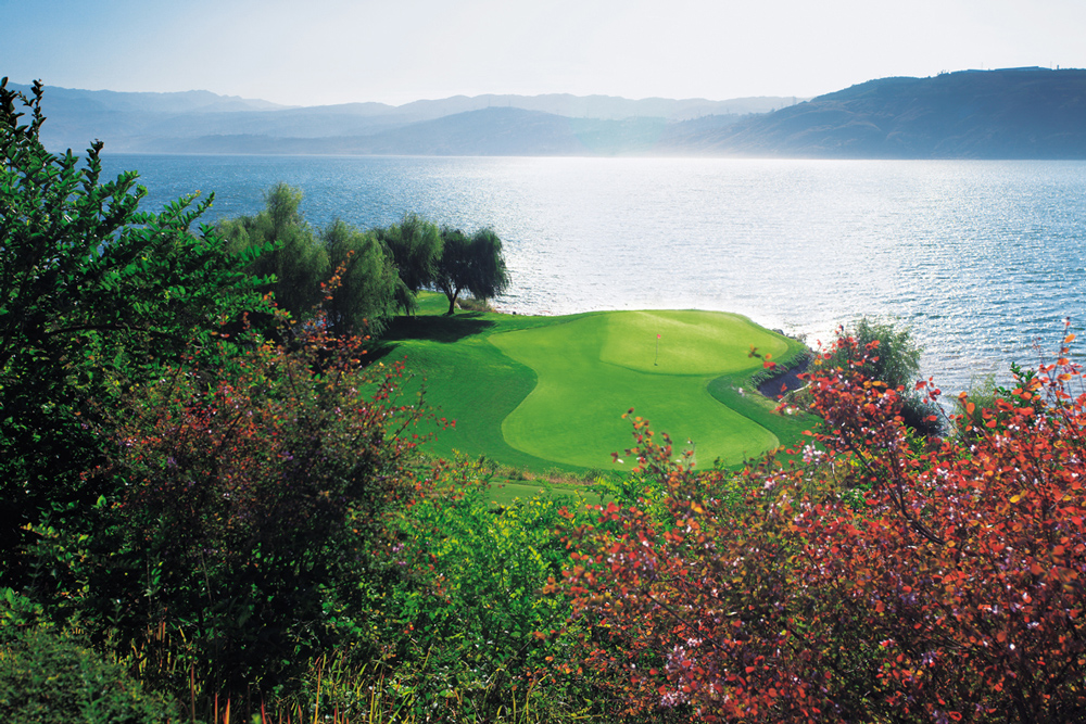 Spring City Lake-Course