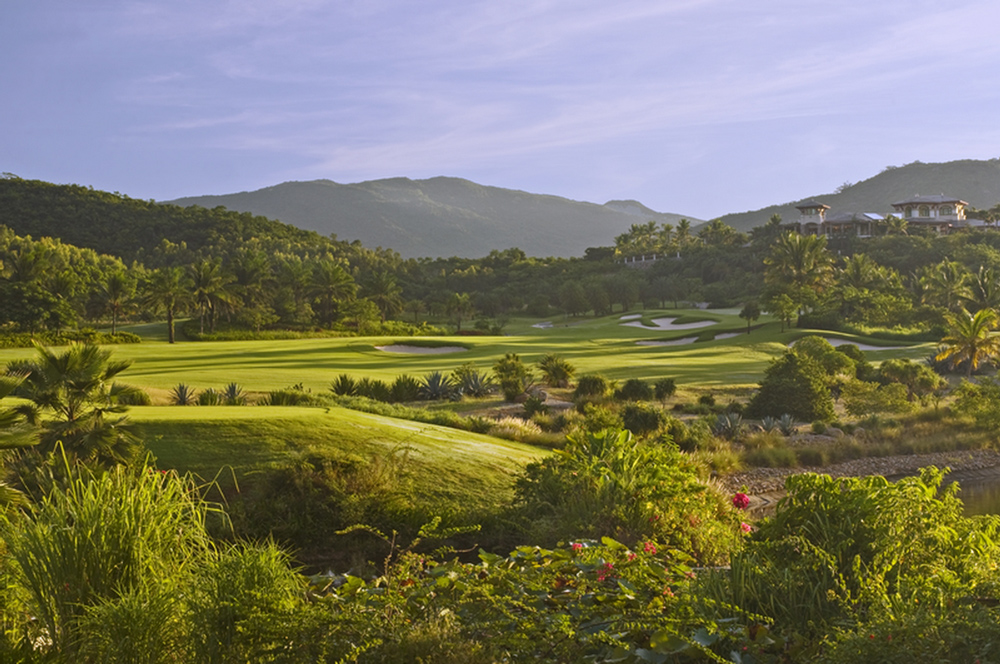 Sun Valley Golf Club Hainan Island