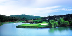 Shunshine golf Kunming China#7