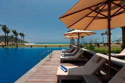 Sheraton Hotel Swimming Pool