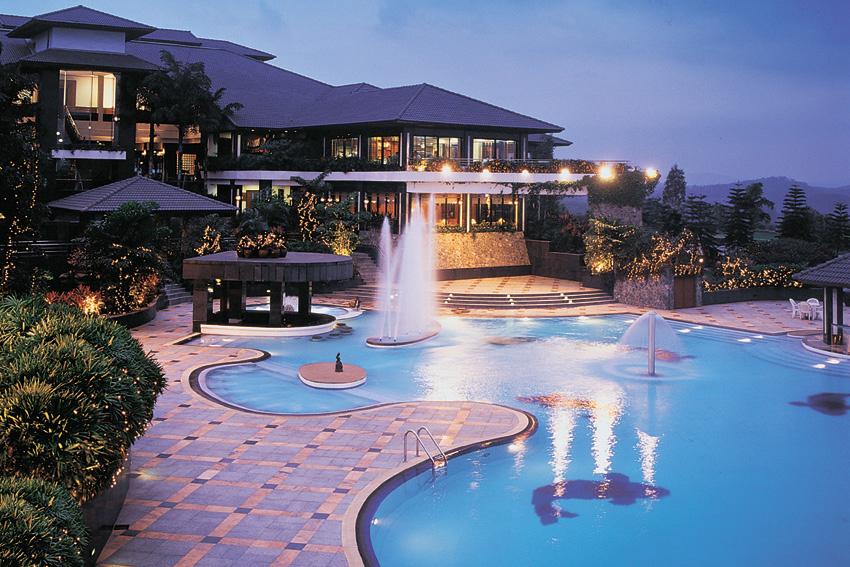 Mission Hills Shenzhen Hotel