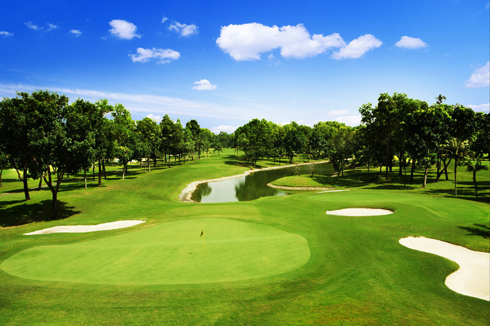 Vietnam-Golf Country-Club