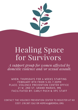 Healing Space for Survivors (3)