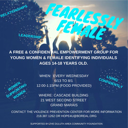 Fearlessly Female